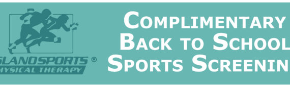 Ways to get back in the game in time for School Sports